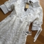 Lady Abigail Casual Lace Cotton Shirt Dress L275-8510 thumbnail 8