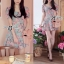 Lady Carley Sweet Blooming Bouquest Pastel Dress thumbnail 7