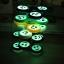 HF308 Fidget spinner -Hand spinner - GYRO (ไจโร) Basic emoji เรืองแสง thumbnail 4