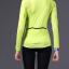 ชุดปั่นจักรยานผู้หญิง Green 001 เสื้อปั่นจักรยานแขนยาว พร้อมกางเกงปั่นจักรยานแขนยาว อย่างดี thumbnail 4
