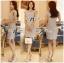 DR-LR-135 Lady Julie Haute Glam Embellished Brocade Dress thumbnail 10