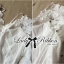 DR-LR-125 Lady Johanna Flowery Laser-Cut Cotton Top with Belt thumbnail 7
