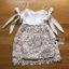 Lady Maria Sweet Sexy Stripy Ribbon Lace Dress L258-7903 thumbnail 16
