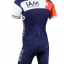 ชุดปั่นจักรยาน แบบชุดทีมแข่ง ทีม IAM ขนาด XL พร้อมส่งทันที ฟรี EMS thumbnail 4