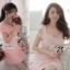 DR-LR-085 Lady Jane Sweet Delicate Ribbon Dress thumbnail 1