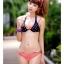SM-V1-157 ชุดว่ายน้ำแฟชั่น คนอ้วน เด็ก ดารา thumbnail 7