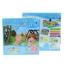 BO056 Three Little Piggiesเกมส์บอร์ด เสริมพัฒนาการ เกมลูกหมูสามตัว ฝึกการแก้ปัญหา และไหวพริบ thumbnail 2