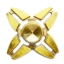 HF226 Fidget spinner -Hand spinner - GYRO (ไจโร) ทองเหลือง thumbnail 2