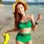 SM-V1-001 ชุดว่ายน้ำแฟชั่น คนอ้วน เด็ก ดารา thumbnail 1