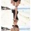 SM-V1-063 ชุดว่ายน้ำแฟชั่น คนอ้วน เด็ก ดารา thumbnail 2