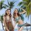 SM-V1-179 ชุดว่ายน้ำแฟชั่น คนอ้วน เด็ก ดารา thumbnail 2