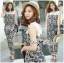DS-PP-035 Lady Margaret Casual Chic Graphic Print Lace Jumpsuit thumbnail 2