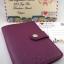Purple(ม่วง) - Passport Holder thumbnail 1