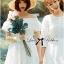 Lady Chloe Feminine Off-Shoulder Cotton and Lace Dress L188-75C08 thumbnail 12