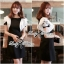 DR-LR-067 Lady Juliet Smart Sexy Body-Con Dress thumbnail 7
