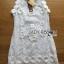 Lady Christine Little Daisy Embroidered White Lace Mini Dress L236-75C01 thumbnail 8