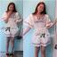 Moroccan Stitch Mini Dress thumbnail 5