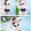 SM-V1-047 ชุดว่ายน้ำแฟชั่น คนอ้วน เด็ก ดารา thumbnail 8