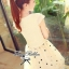 DR-LR-045 Lady Marilyn Stardust Sweet Feminine Dress thumbnail 3
