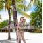 SM-V1-258 ชุดว่ายน้ำแฟชั่น คนอ้วน เด็ก ดารา thumbnail 14