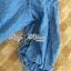 DR-LR-231 Lady Adele Off-shoulder Denim Ribbon Dress thumbnail 10