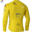 เสื้อปั่นจักรยาน แขนยาว Tour de france พร้อมส่ง thumbnail 2