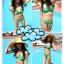 SM-V1-273 ชุดว่ายน้ำแฟชั่น คนอ้วน เด็ก ดารา thumbnail 8