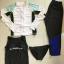 SM-V1-604 ชุดว่ายน้ำแขนยาว ขายาว5ส่วน เซ็ต 4 ชิ้น เสื้อแขนยาว+บิกินี่+เสื้อกล้ามสีดำ+กก.ขายาว thumbnail 3