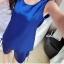 SL-I1-233 ชุดนอนผ้าซาติน (เครปนิ่ม) แบบเสื้อกางเกง thumbnail 5