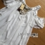 Lady Temperley London Giovanna Embellished White Tunic Dress L210-79B05 thumbnail 6