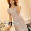 DR-LR-135 Lady Julie Haute Glam Embellished Brocade Dress thumbnail 4
