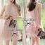 DR-LR-032 Lady Emina Sweet Pastel Sleeveless Dress thumbnail 7