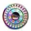 HF164 Hand spinner - GYRO (ไจโร) -Fingertip Gyroscope โลหะ สีรุ้ง thumbnail 1