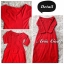 DR-LR-271 Elizabeth's dress colored red by Aris Code thumbnail 8
