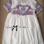 DR-LR-048 Lady Florence Chic Cross-stitch Dress thumbnail 11