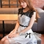 DR-LR-079 Lady Elizabeth Haute Glamour Wild Rose Dress thumbnail 4