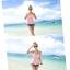 SM-V1-229 ชุดว่ายน้ำแฟชั่น คนอ้วน เด็ก ดารา thumbnail 5