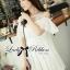 DR-LR-069 Lady Lara Sweet Casual Cotton Lace Mini Dress thumbnail 7