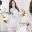 Lady Feona Classic Feminine Lace and Chiffon Dress L246-75C05 thumbnail 6