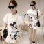 Lady Mickey Playful Casual White Dress L163-65C09 thumbnail 1