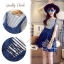 Beauty Jean Set style Lolita Girl S159-75C02