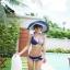SM-V1-296 ชุดว่ายน้ำแฟชั่น คนอ้วน เด็ก ดารา thumbnail 2