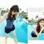 SM-V1-190 ชุดว่ายน้ำแฟชั่น คนอ้วน เด็ก ดารา thumbnail 8