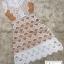Dressลูกไม้สีขาวทอลายโดยเฉพาะ thumbnail 3
