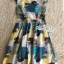 Print dress cute brightly colored long skirts by Aris Code thumbnail 11