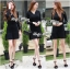 DR-LR-250 Lady Lisa Formal Chic Evening-wear Knit Dress thumbnail 4
