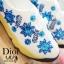 รองเท้าผ้าใบงานก็อปแบรนด์ดังก้องโลกอย่า Dior รุ่น Fusion Sneakers thumbnail 3
