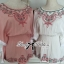 Lady Emily Country Flower Embroidered Kaftan Blouse L150-49A10 thumbnail 2