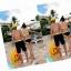 SM-V1-168 ชุดว่ายน้ำแฟชั่น คนอ้วน เด็ก ดารา thumbnail 3