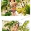 SM-V1-120 ชุดว่ายน้ำแฟชั่น คนอ้วน เด็ก ดารา thumbnail 4